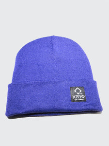 Waypoint Crest Beanie Grape