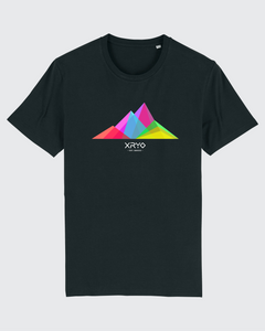 Mountains Tee Black