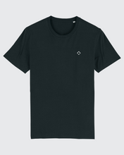 Load image into Gallery viewer, Waypoint Tee Black