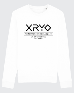 Engineered Jumper White