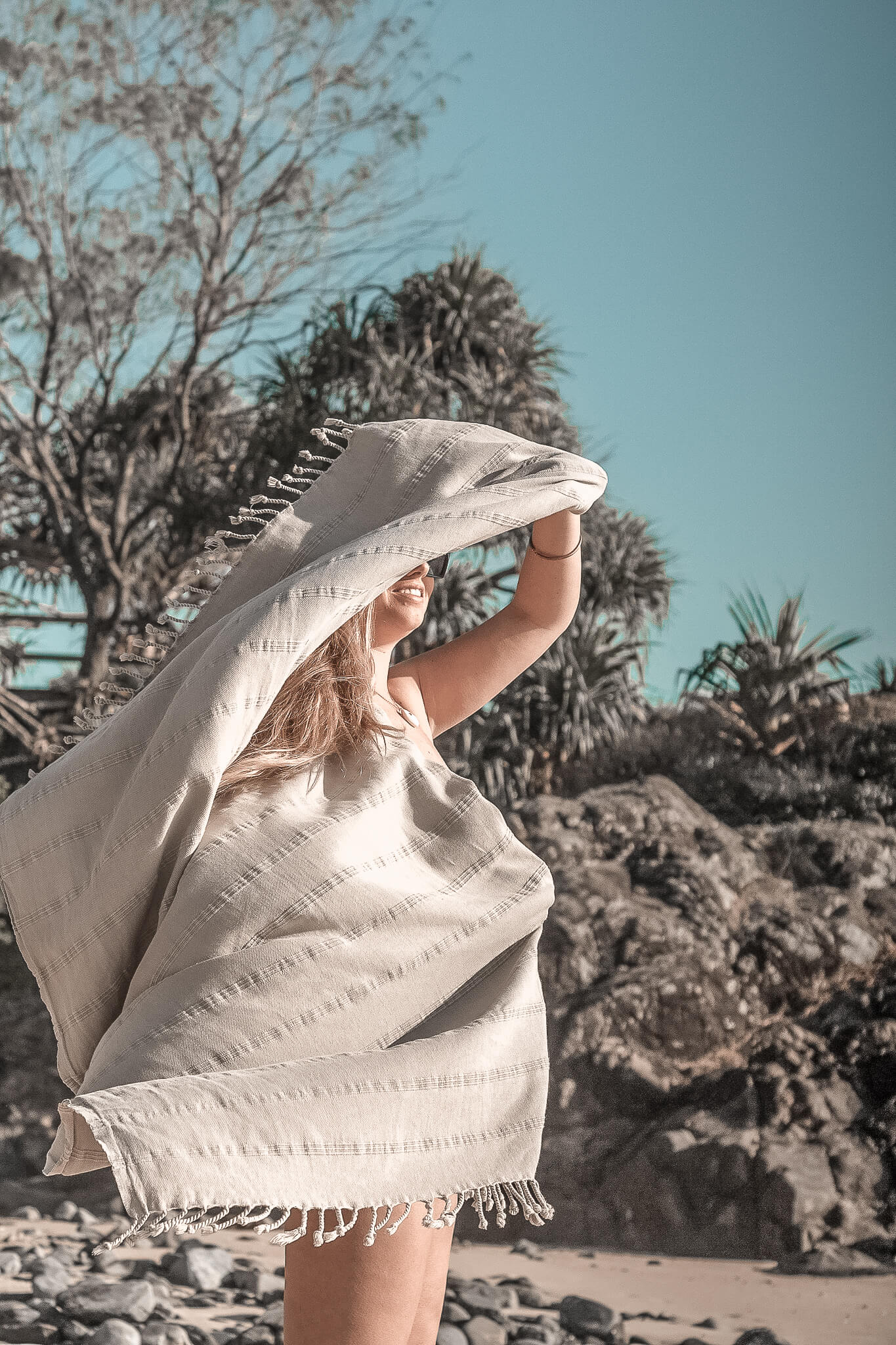 Sand - Turkish Towel