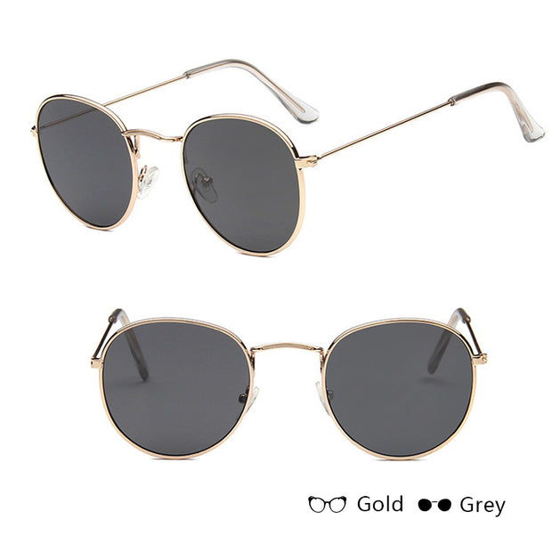 YVETTE Retro Sunglasses