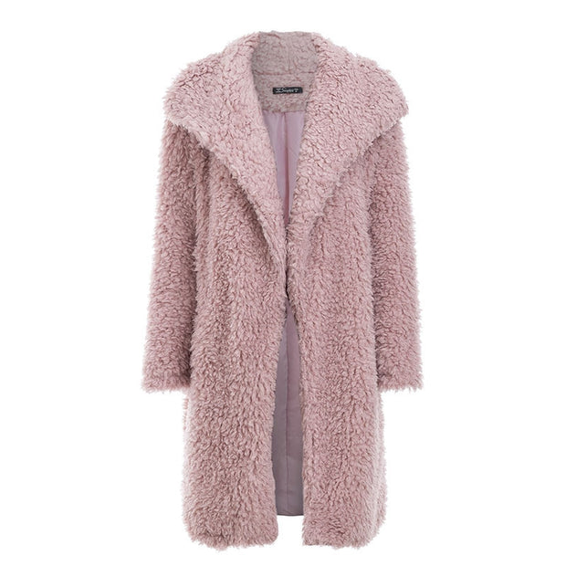 DEANNA Fur Coat