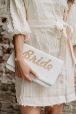 SO EXTRA BRIDE HANDBAG