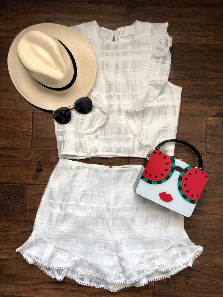 LA COSTEÑA TWO PIECE SET