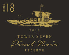 Load image into Gallery viewer, Tower Seven Pinot Noir Reserve 2018