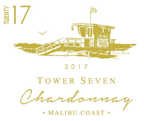Tower Seven Chardonnay 2017