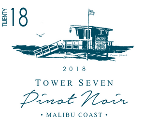 Tower Seven Pinot Noir 2018