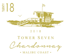 Load image into Gallery viewer, Tower Seven Chardonnay 2018