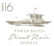 Load image into Gallery viewer, Tower Seven Pinot Noir Reserve 2016