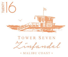 Load image into Gallery viewer, Tower Seven Zinfandel 2016