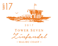 Load image into Gallery viewer, Tower Seven Zinfandel 2017