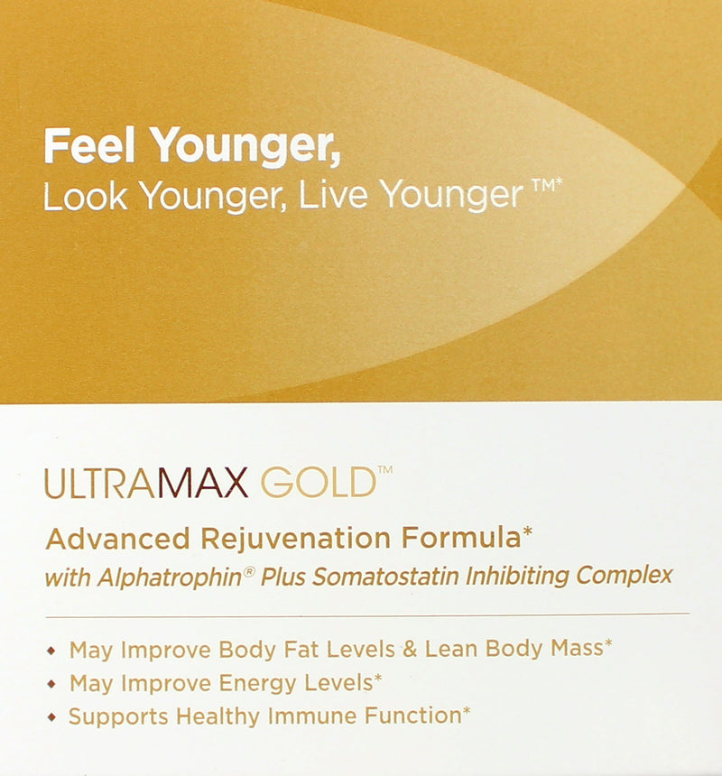 UltraMAX GOLD® Effervescent Powder