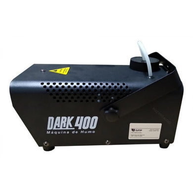 Maquina De Humo Super Bright Dark 400 Con Led 400 W