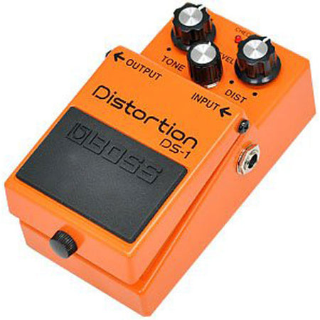 Pedal Efecto Boss Distortion , Ds1