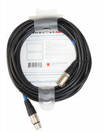 Cable Chauvet Dmx 3-Pin Canon-Canon 25ft 7.5 Mts. Dmx3p25ft