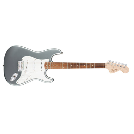 Guitarra Squier by Fender Affinity Series Stratocaster Eléctrica Slick Silver 0370600581