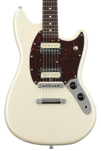 Guitarra Fender Mustang American Special Eléctrica Olympic White Pearl 0170231723