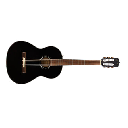 Guitarra Fender CN-60S Acústica Nylon Black Wn 0970160506