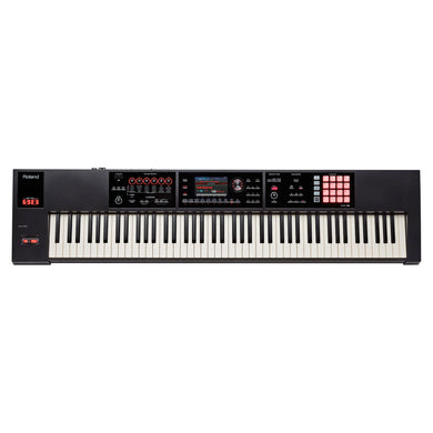 Teclado Portatil Roland Workstation 88 Teclas Fa-08