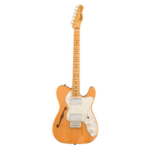 Guitarra Electrica Fender Squier 70s Thinline Natural