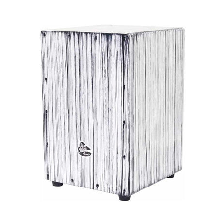 Cajon Lp Aspire Accent White Streak Lpa1332-ws
