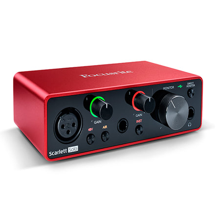 Interfase Focusrite Scarlet Solo Mosc0024