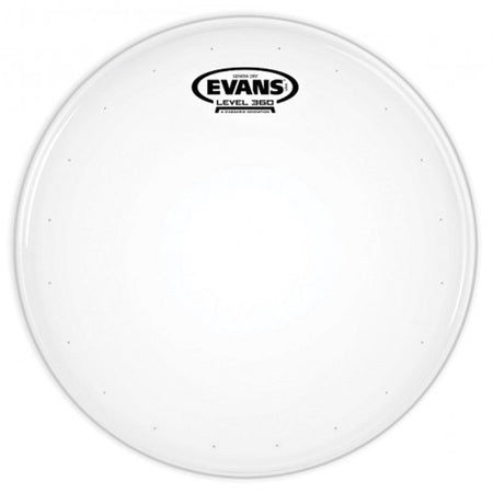 "Parche Evans 13"" Genera Dry Coated Blanco B13dry"