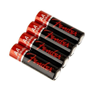 Pila Fender Aa Battery 4 Pack, 0997052000