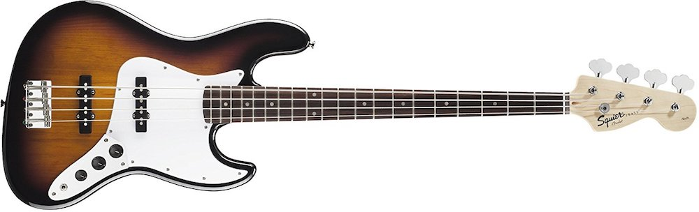 Bajo Electrico Fender Squier Affinity Jazz Bass Bsb, 0310760532