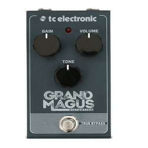 Pedal Tc Electronic GRAND MAGUS DISTOR Distorcion Para Guitarra Eléctrica