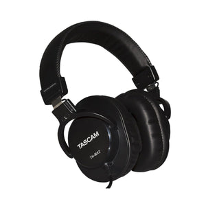 Audifono Tascam Profesional Negro, Th-Mx2