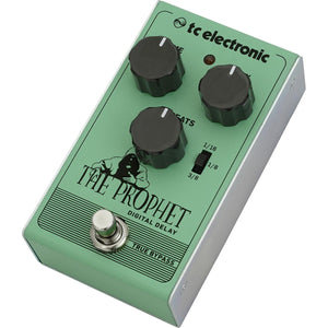 Pedal T.C. Para Guitarra The Prophet Dgtldelay