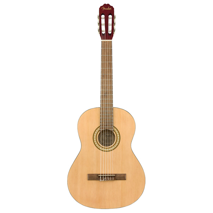 Guitarra Clasica Fender Natural Fc-1, 0971960421
