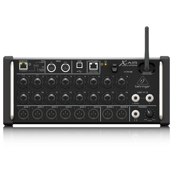 Mezcladora Behringer Xr18 Digital X Air