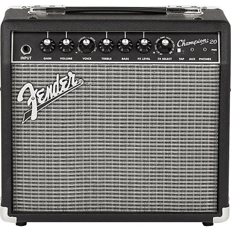 Amplificador Fender Para Guitarra Champion 20 2330200000