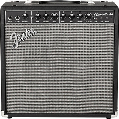 Amplificador Fender Champion 40 Para Guitarra