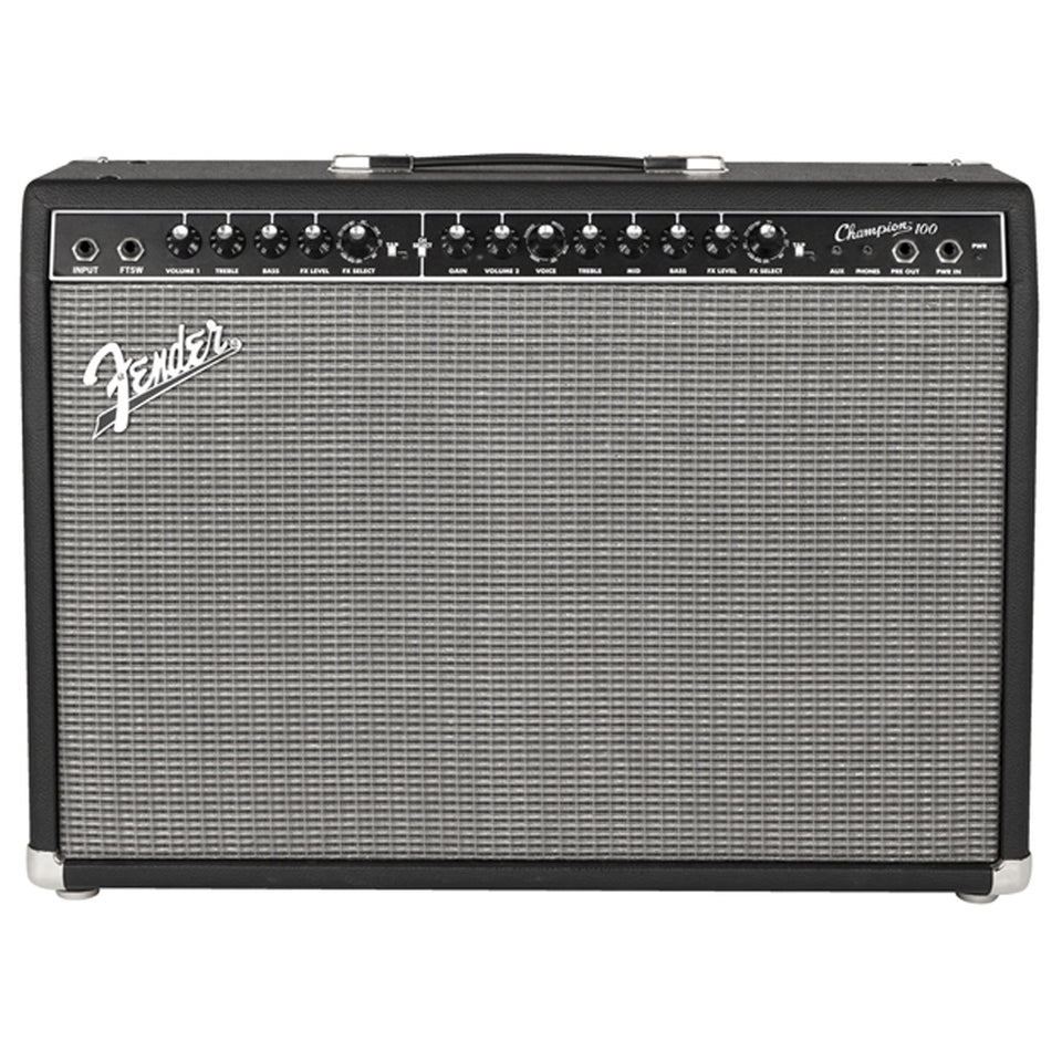 Amplificador Fender Para Guitarra Champion 100
