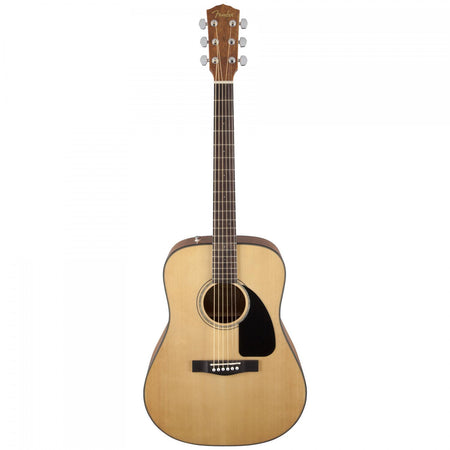 guitarra acustica fender cd-60 dread v3 c/estuche, nat wn, 0970110221