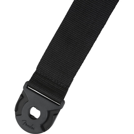 Thaly Fender Poly Strap Black Quickgrip Para Guitarra 0990629009