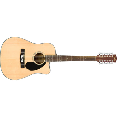 Guitarra Electroacustica Fender 12 Cdas. Cd-60sce-12 Nat Wn 0970193021