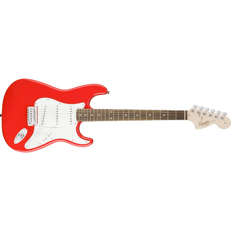 Guitarra Squier by Fender Affinity Series Stratocaster Eléctrica Rojo 0370600570