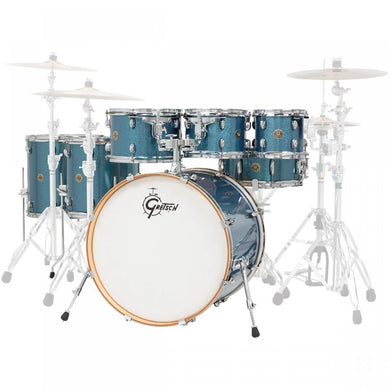 Bateria Gretsch Cat. Mpl 6+1 Pz Sin Stands