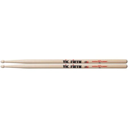 Baquetas Vic Firth Punta Madera Natural 7a
