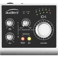 Interface audient modelo id4