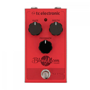 Pedal T.C. Para Guitarra Blood Moon Phaser, Bloodmphr