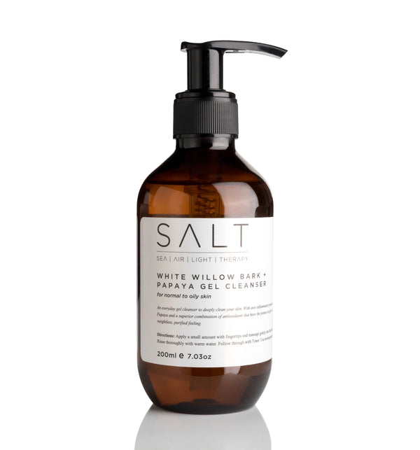 White Willow Bark + Papaya Gel Cleanser - Altheå For Woman Kind