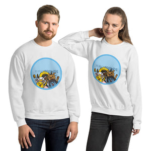 Open image in slideshow, Kakao Friends Sweatshirt