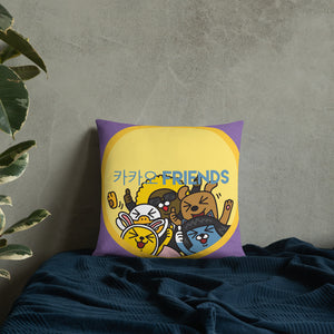 Open image in slideshow, Kakao Friends Pillow