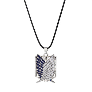 Open image in slideshow, Attack On Titan Necklace